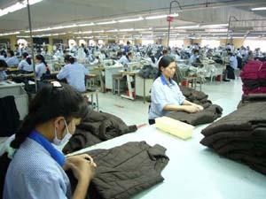 Dệt may là một trong 5 nhóm hàng xuất khẩu có kim ngạch  trên 6 tỷ USD. (Ảnh minh họa. Nguồn: vinatex.com.vn)