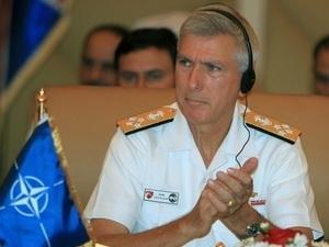 Tư lệnh Bộ Chỉ huy Thái Bình Dương mới - Đô đốc Samuel Locklear. (Ảnh: Getty)
