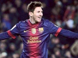 Lịch sử lại gọi tên Messi? (Nguồn: AP)