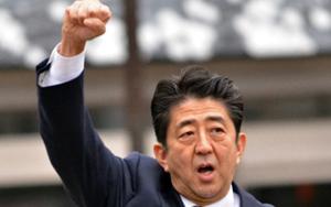 Ông Shinzo Abe - Ảnh: kcra.com