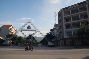 Xóm 12, 13, KDC bắc Trần Hưng Đạo xã Sủ Ngòi (TPHB) được đầu tư khang trang nhưng vẫn chưa có đất để xây dựng nhà văn hóa.