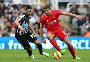 S. Gerrard sẽ tiếp tục khoác chiếc áo đỏ của Liverpool.