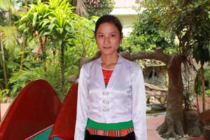 Cô giáo Bùi Thị Khuê (MN Ngổ Luông-Tân Lạc), 2 năm liền đạt giáo viên dạy giỏi cấp huyện, được Sở GD&ĐT tặng giấy khen.