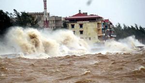 Các tỉnh ven biển từ Thừa Thiên-Huế đến Phú Yên có mưa vừa, mưa to. (Ảnh minh họa)