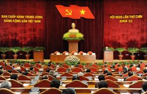 Hội nghị lần thứ 9 Ban Chấp hành Trung ương Khóa XI.