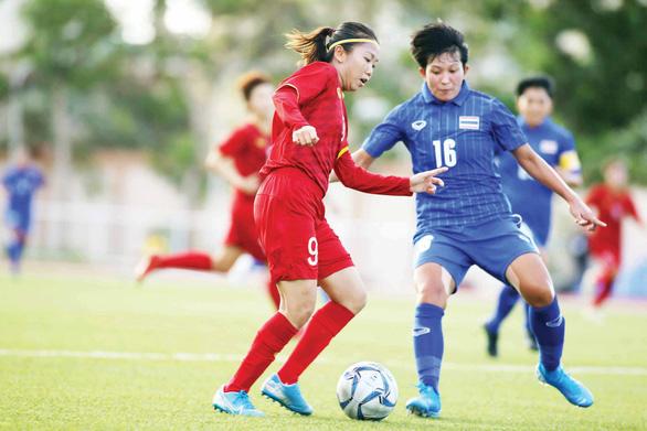 Chung kết bóng đá nữ Việt Nam - Thái Lan: Nóng bỏng cuộc ...