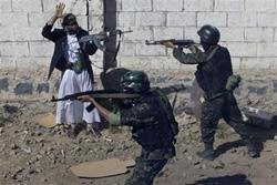 Quân đội Yemen đang diễn tập truy bắt các phiến quân Al-Qaida