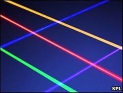 Laser màu có thể điều khiển các tín hiệu não