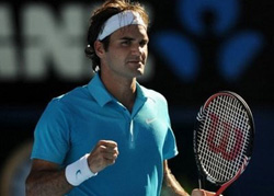 Federer gặp khó ngay trận ra quân