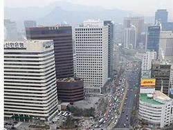 Trong ảnh: Một góc Thủ đô Seoul