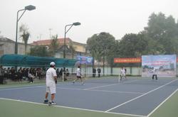 Quần vợt - bộ môn thể thao thế mạnh mới của tỉnh Hòa Bình