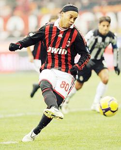 """Ronaldinho sẽ giúp """"giải mã"""" trận thư hùng Inter - Milan vào cuối tuần này"""