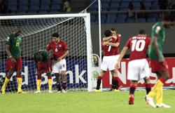 Niềm vui Ai Cập, nỗi buồn Cameroon