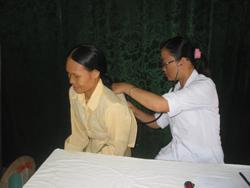Trạm y tế xã Mông Hóa luôn là địa chỉ tin cậy của chị em phụ nữ