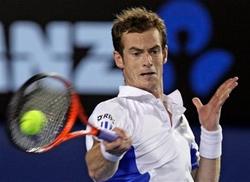 Andy Murray đang đạt phong độ rất cao