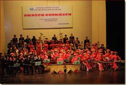 Dàn nhạc Dân tộc Việt Nam.