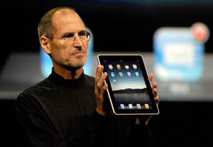 Apple ra mắt iPad – Mở ra một trang mới về máy tính