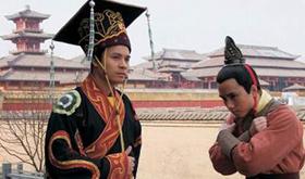 Phim Đường đến thành Thăng Long đẫm màu Trung Quốc.