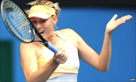 Shasa có khởi đầu thành công ở giải Úc mở rộng 2010