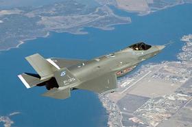Máy bay tiêm kích đa năng F-35.