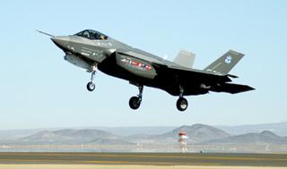 Chiến đấu cơ F-35.