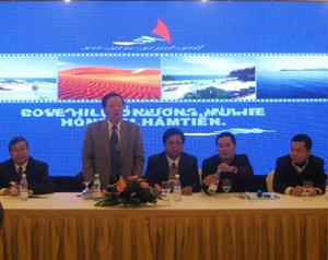 BTC công bố chương trình hoạt động của Festival thuyền  buồm quốc tế Việt Nam 2011.
