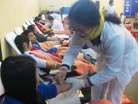 Hiến máu nhân đạo đang cần cả xã hội quan tâm