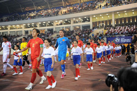 Tuyển Việt Nam thất bại ở AFF Cup 2010, nhưng không thấy ai chịu trách nhiệm.