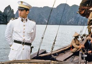 Bộ phim Đông Dương với nhiều hình ảnh đẹp được thực hiện tại Việt Nam.