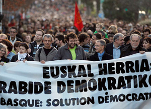 Xứ Basque khó tìm được bình yên nếu ETA chưa giải tán.