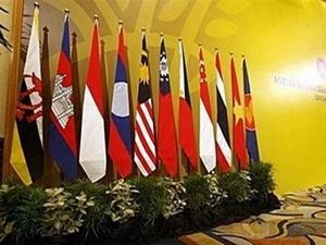 Bộ trưởng ngoại giao Việt Nam Phạm Bình Minh  dẫn đầu đoàn Việt Nam tham dự hội nghị.