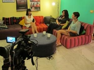 Một chương trình của kênh truyền hình văn hóa Việt NETVIET. (Nguồn: VTC)