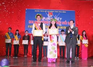BTC trao giải nhất hội thi