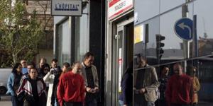 Tỷ lệ thất nghiệp ở Tây Ban Nha đang có dấu hiệu giảm. (Ảnh: AP).
