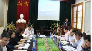 Đồng chí Trần Đăng Ninh, Phó Bí thư Thường trực Tỉnh uỷ phát biểu chỉ đạo hội nghị.