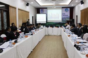 Tại hội nghị, các chuyên gia đã đưa ra nhiều khuyến nghị trọng tâm hoạt động hỗ trợ xây dựng NTM trong năm 2016.