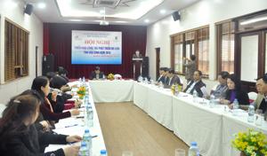 Đồng chí Nguyễn Văn Chương, Phó Chủ tịch UBND tỉnh, Trưởng BCĐ du lịch tỉnh phát biểu kết luận hội nghị.