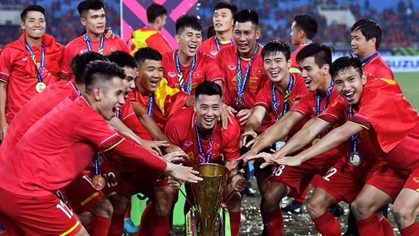 Asian Cup: Vietnam team to face three Western Asian rivals