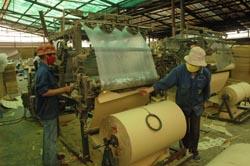 Công ty TNHH giấy Sông Đà đóng góp hằng trăm triệu đồng cho NSNN.