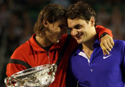 Federer đã lấy lại ngôi vị số 1 hết sức ấn tượng