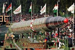 Ấn Độ phô diễn tên lửa Agni-II trong lễ quốc khánh