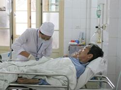 Chăm sóc người bệnh tại Khoa hồi sức cấp cứu, Bệnh viện phổi T.Ư.