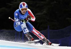 Ngôi sao trượt tuyết Lindsey Vonn của Mỹ