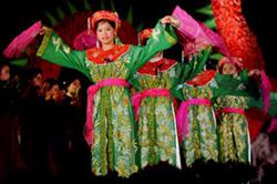 Điệu múa cổ Thăng Long - Hà Nội