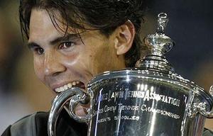 2010 thực sự là năm đại thành công với Rafael Nadal