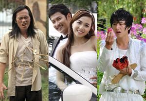 Ba phim Việt công chiếu mùa Tết 2011 -