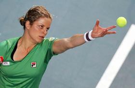 Clijsters đang tiến tới rất gần mục tiêu giành vị trí số 1 thế giới