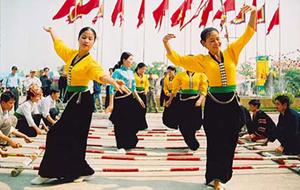Nhiều hoạt động lễ hội của tỉnh Yên Bái mang đậm sắc màu văn hóa các dân tộc Tây Bắc thu hút đông đảo du khách