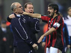 Gattuso sẽ phải ngồi ngoài tổng cộng 5 trận.