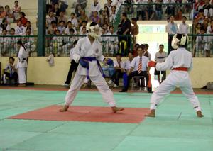 Các môn võ cũng đã được tỉnh ta đưa vào trong kế hoạch phát triển thể thao thành tích cao.